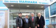 Başkan Karaosmanoğlu, ''Sağlık en...