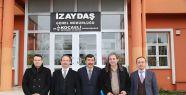 Belediyeler Birliği'nden İZAYDAŞ'a...