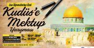 Büyükşehir'den Kudüs için anlamlı...