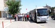 CHP Derince'den Taksim'e çıkarma