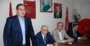 CHP'de yönetim toplantısı yapıldı...