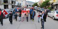 CHP,Yenikent'te Fener Alayı düzenledi...