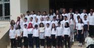 Cumhuriyet Ortaokulu 23 Nisan kutlaması...
