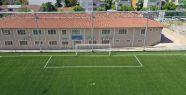 Gebze'nin yeni futbol sahası hayırlı...