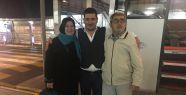 Hasan Karabulut'un ailesi Umreden döndü...