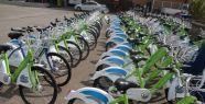 Hasar gören Akıllı Bisikletler bakıma...