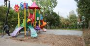 İzmit Belediyesi, parklarda iyileştirme...