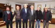 Karaosmanoğlu, BBP il yönetimini konuk...