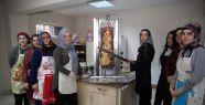 KO-MEK Türk Mutfağı'nda döner yapmayı...