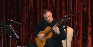 Konservatuvarda muhteşem gitar resitali