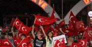 Körfez 'demokrasi' İÇİN AYAKTAYDI...