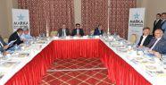 MARKA yönetim toplantısı yapıldı