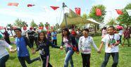 Seka Park'tan dünya atılan barış çığlığı