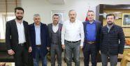 Trabzonlular'dan Başkan Bulut'a Davet