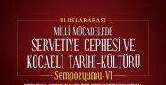 Ünlü tarihçi İlber Ortaylı, Tarih Sempozyumu'na...
