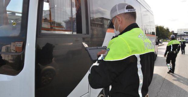 Toplu taşıma araçlarında sivil polis denetimi