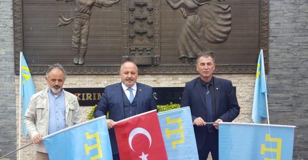 Türk Ocakları Kırım Soykırımını Unutmadı
