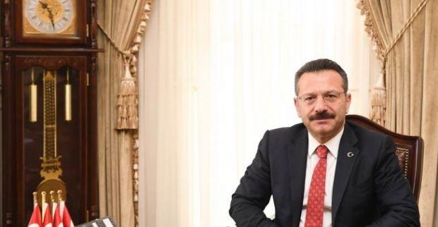 TÜRK POLİS TEŞKİLATININ  174. KURULUŞ YILDÖNÜMÜ MESAJI
