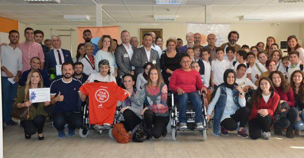 Türkiye Omurilik Felçlileri Derneğinden SEDAŞ'a Teşekkür