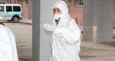 Hastane'de MERS alarmı