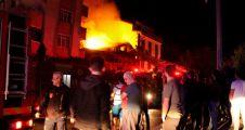 Yangın faciası: 2 çocuk öldü, 3 çocuk yaralı