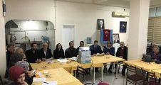 AK Parti Çınarlı Mahallesi Koordinasyon toplantısını yaptı