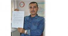 20 yılık MHP üyesi, AKP'ye üye yapılmış