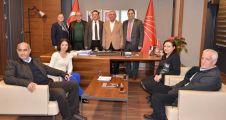 CHP'de Derince için çalışmalar masaya yatırıldı