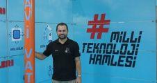 Teknofest'te Derinceli mühendis ödül aldı