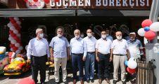 Göçmen Börekçisi Derince'de hizmete açıldı