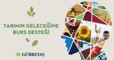 Tarımın geleceği için eğitime destek…