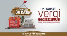 Derince'de Vezneler Hafta Sonu Açık