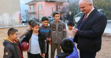 Çocuklar İstedi, Başkan Aygün Yaptı