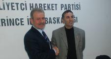 MHP Derince'de ilk aday Coşkun Kaya oldu