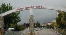 Yenikent'teki otele mühür vuruluyor
