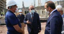 Vali Yavuz: Başkanımızı Gönülden Tebrik Ediyorum