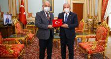 Başkan Aygün'den TBMM Başkanı Şentop'a Ziyaret