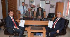 Başkan Baran TOKİ ile İmzaları Attı