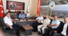 CHP Başkan adaylığı için Dernekleri ziyarete devam ediyor