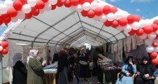 Geleneksel Derince Fatih Talebe yurdu kermesi açıldı