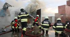 İtfaiye 2019'un ilk altı ayında bin 393  yangına müdahale etti