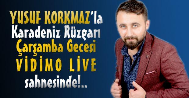 Vidimo Live'de Karadeniz Rüzgarı