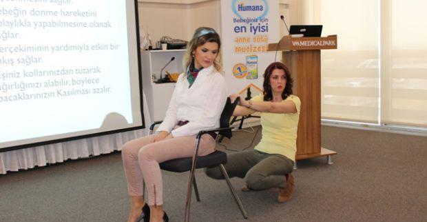 VM Medical Park, anne adaylarını doğum öncesi eğitiyor