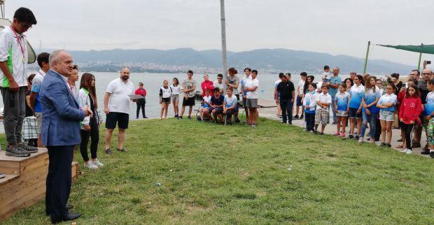 Yelkenler 15 Temmuz Şehitlerimiz İçin Açıldı
