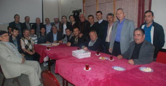 Yığılcalılar Derneğinde Mehmet Pirna yeniden Başkan