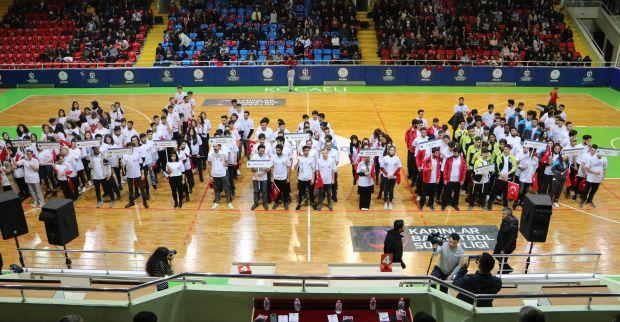 ''Yurdum Öğrencileri'' ile spor şöleni start aldı